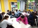 Dzień bezpiecznego Internetu - lekcja biblioteczna