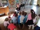 Przedszkolaki z Guźlina z wizytą w Bibliotece 2018
