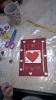 Walentynkowe serce i kartka