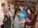 Zakochaj się w bibliotece - zajęcia dla klasy 0
