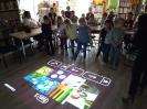 Klasa 0 i 3 na lekcji bibliotecznej_9