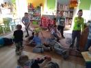 Książki o Pszczółkach - lekcja biblioteczna dla najmłodszych_10