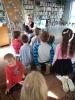 Przedszkolaki z Guźlina z wizytą w Bibliotece 2018_10