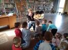 Przedszkolaki z Guźlina z wizytą w Bibliotece 2018_8