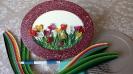 Zakręcone tulipany - warsztaty z quillingu_28