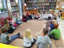 Biedronki w bibliotece 2019