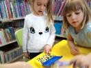 Jagódki w bibliotece 2019