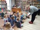 Bo w bibliotece jest fajnie - wizyta przedszkolaków z