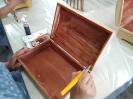 Skrzyneczka na kobiece skarby - zajęcia z LGD - dzień II